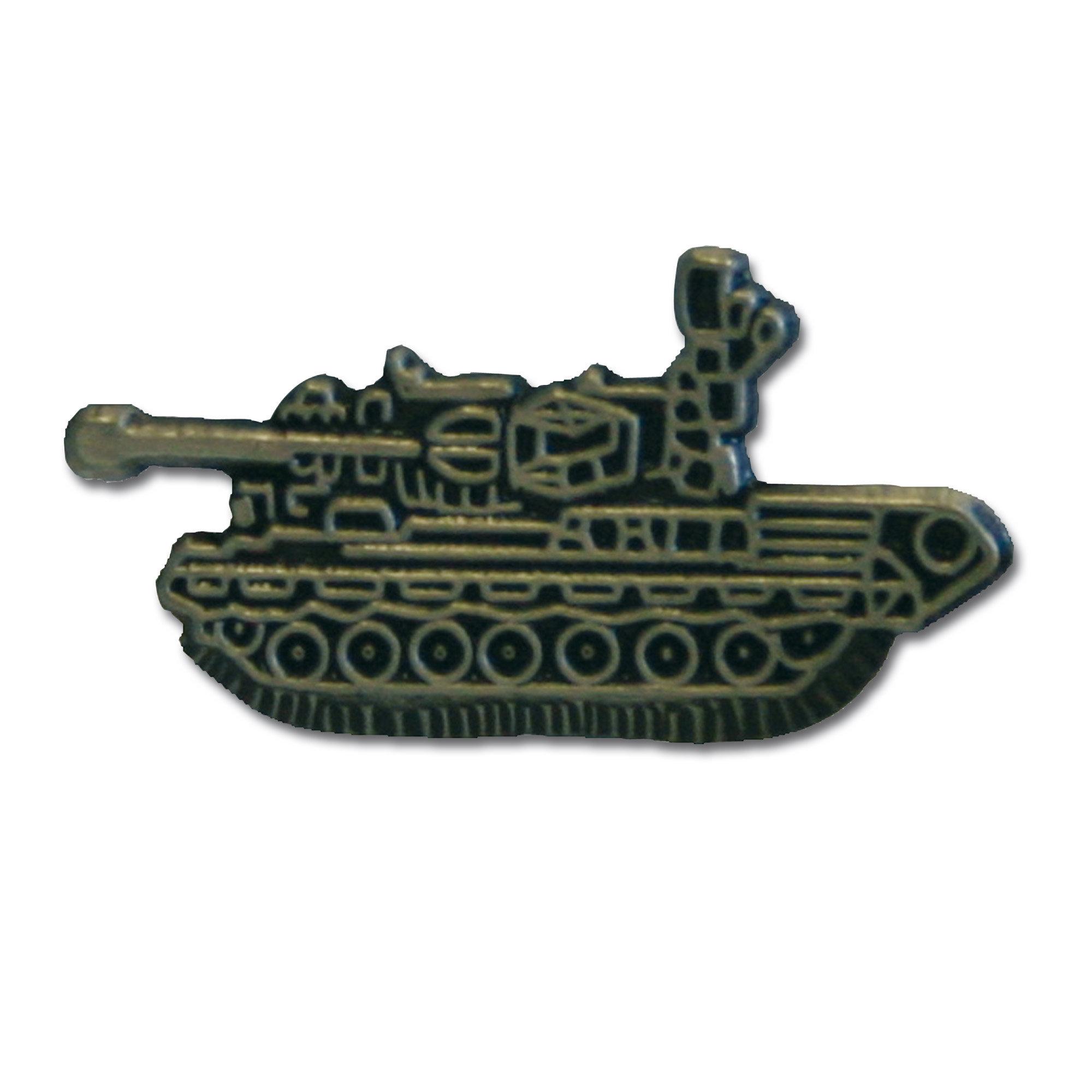 Mini pin metálico Gepard