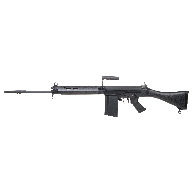 L1a1 7 J 1 S Airsoft Negro Slr Rifle Ares Aeg MpSUzV