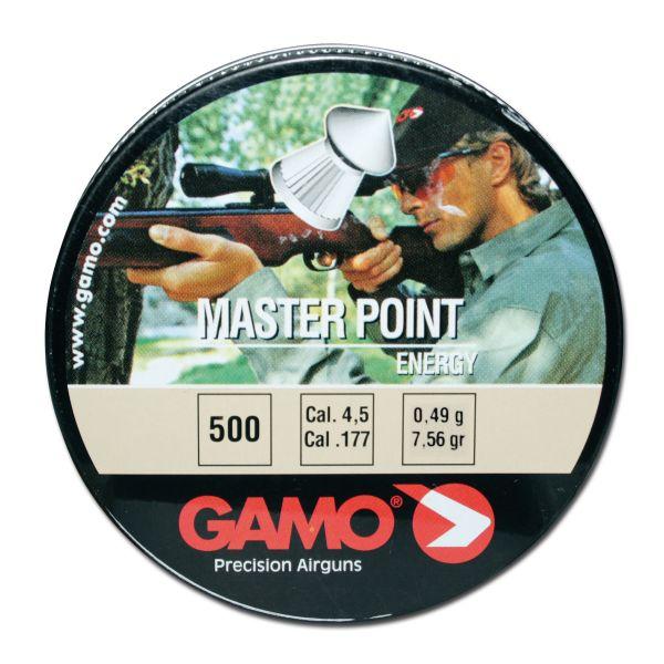 Gamo Balines Masterpoint 4.5 mm 500 u.