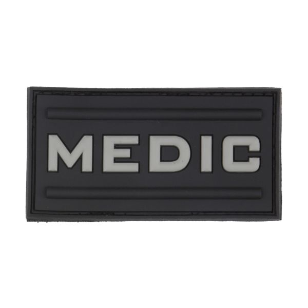 Parche 3-D MEDIC swat