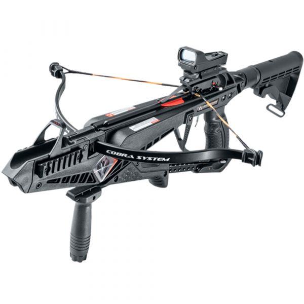 Pistola ballesta EK Archery X-Bow Cobra Set negro