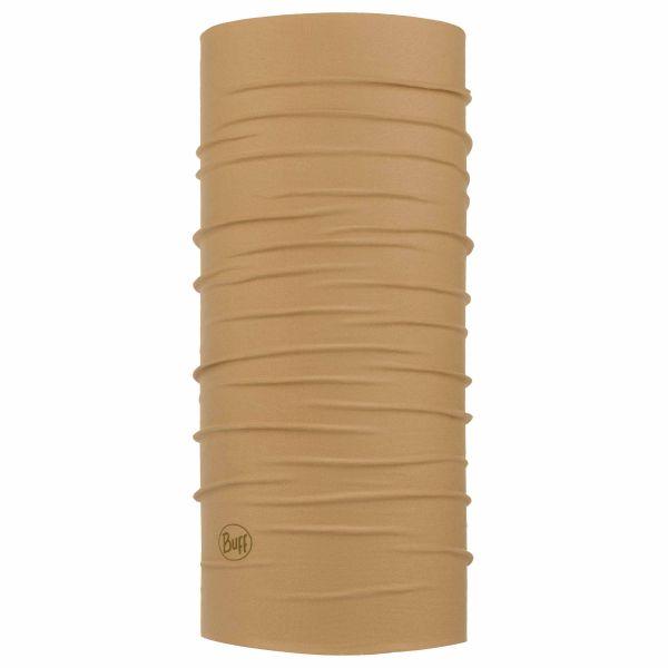 Pañuelo tubular Buff Coolnet UV+ Insulated solid toffee