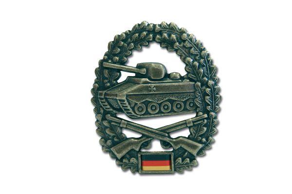 Insignia de boina BW Panzergranadier