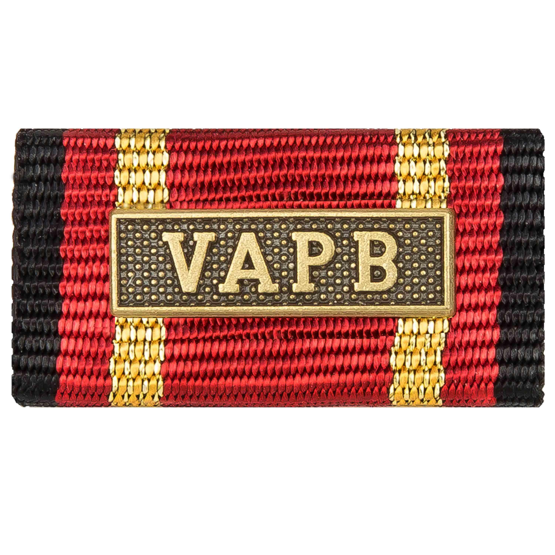 Medalla al servicio VAPB bronce