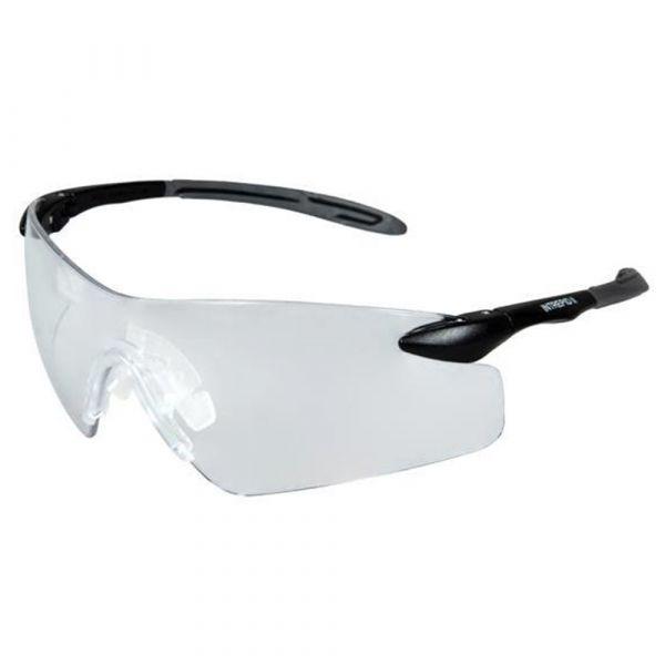 Pyramex gafas de protección Intrepid II Clear Glasses negras