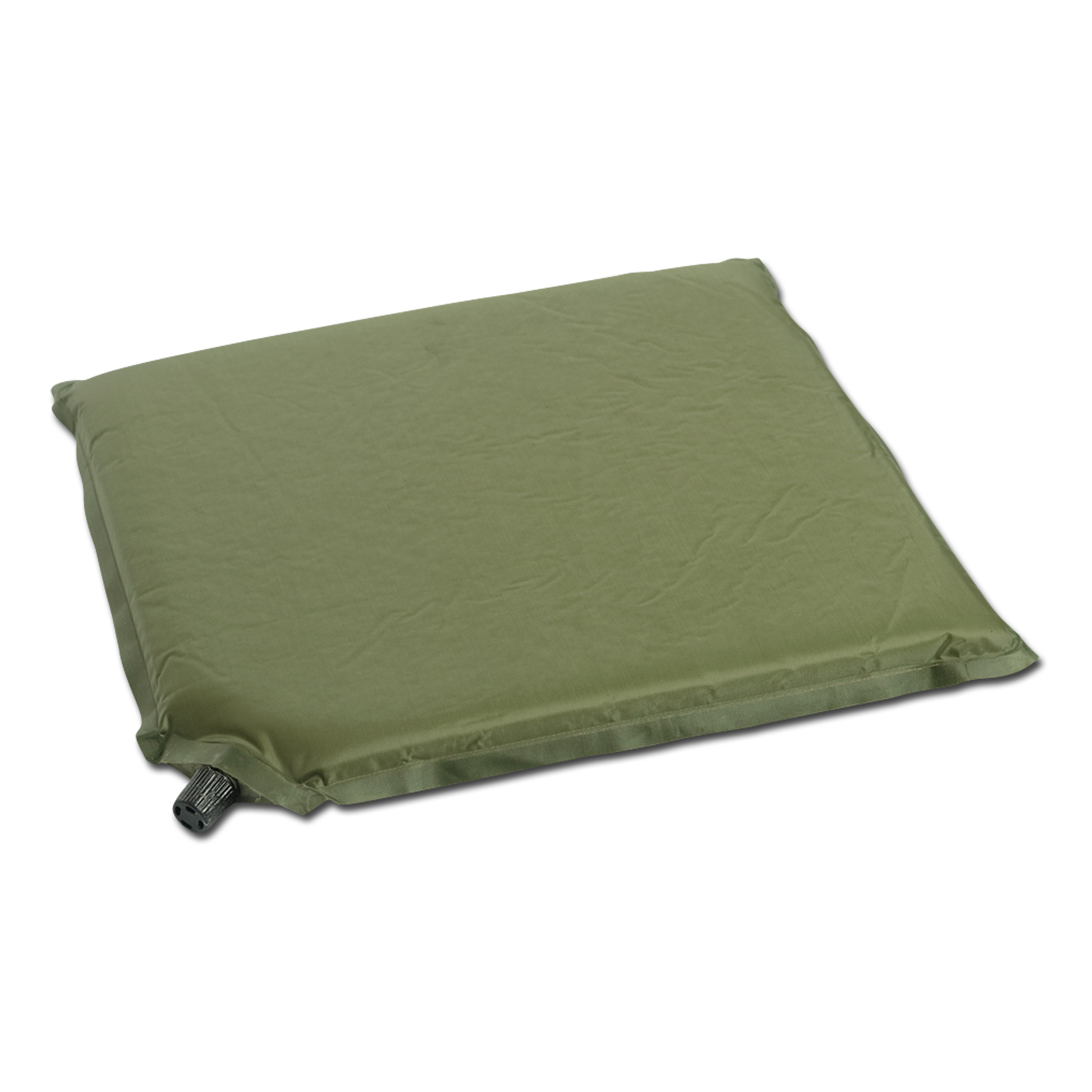 Asiento autoinflable Mil-Tec verde oliva