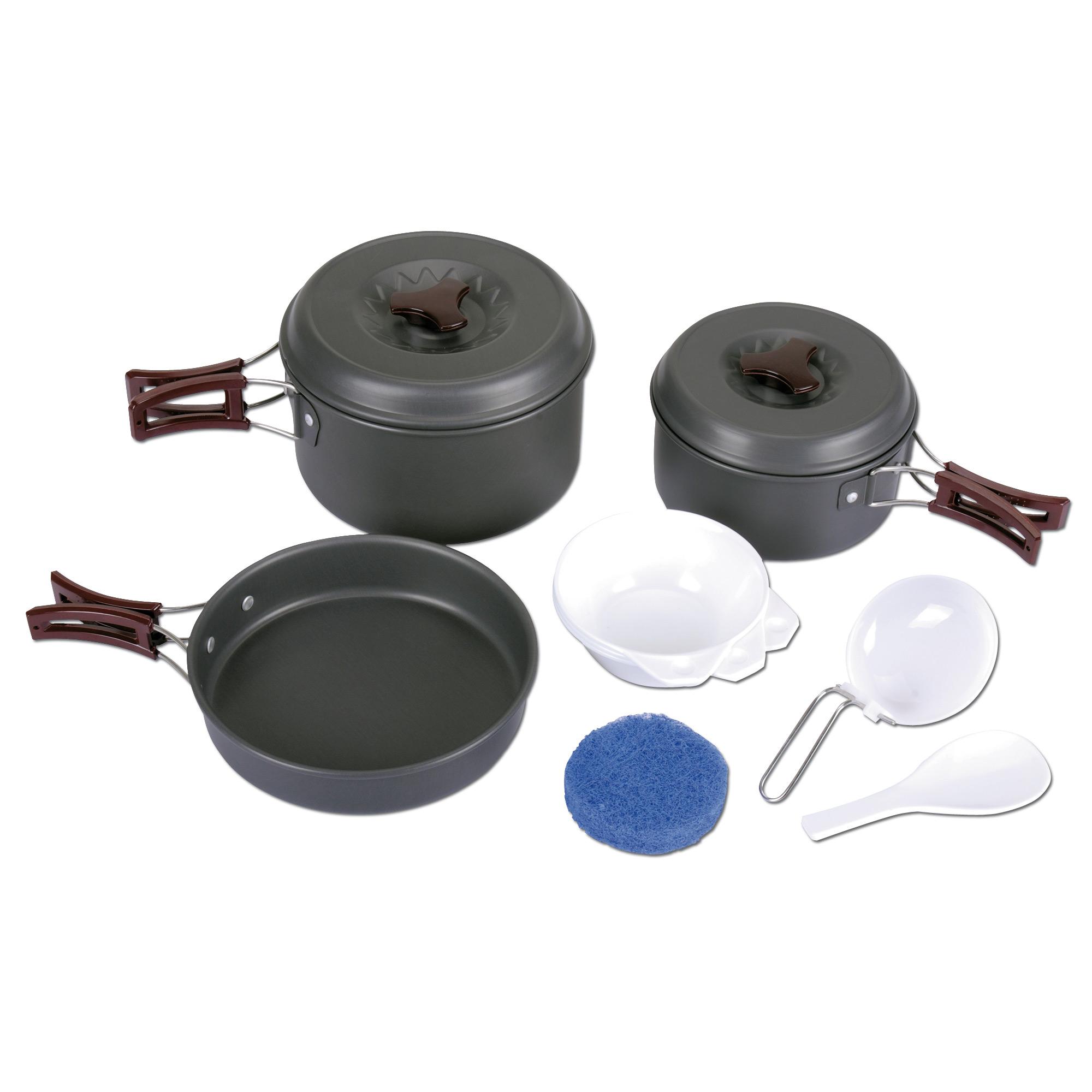 Set de cocina para campamento mediano MFH