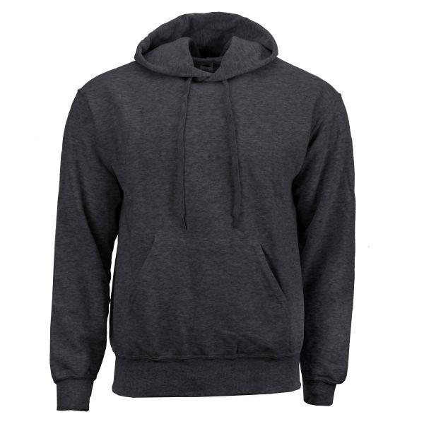 Hood-Sweatshirt negro