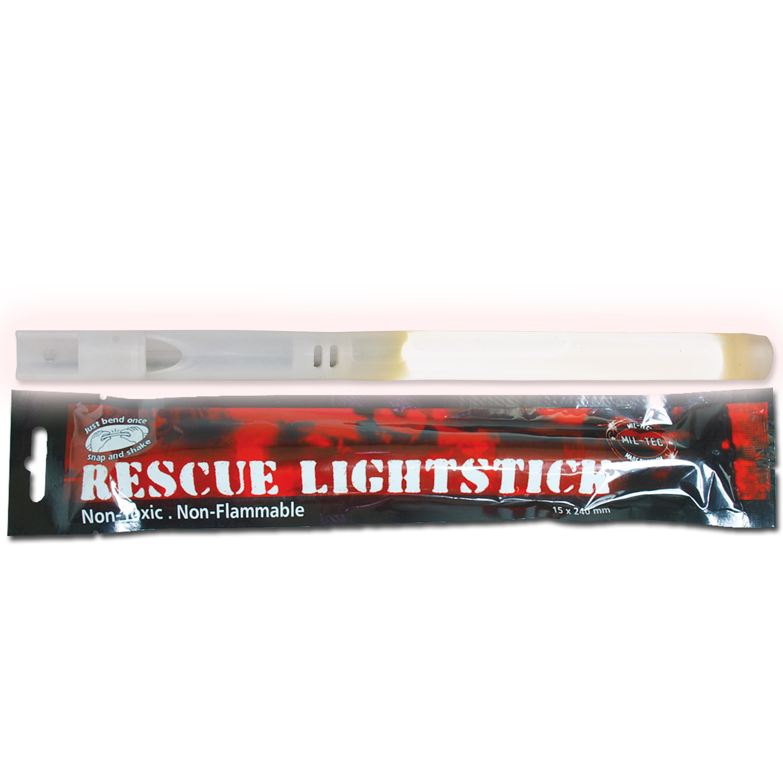 Luz química Mil-Tec Rescue blanco