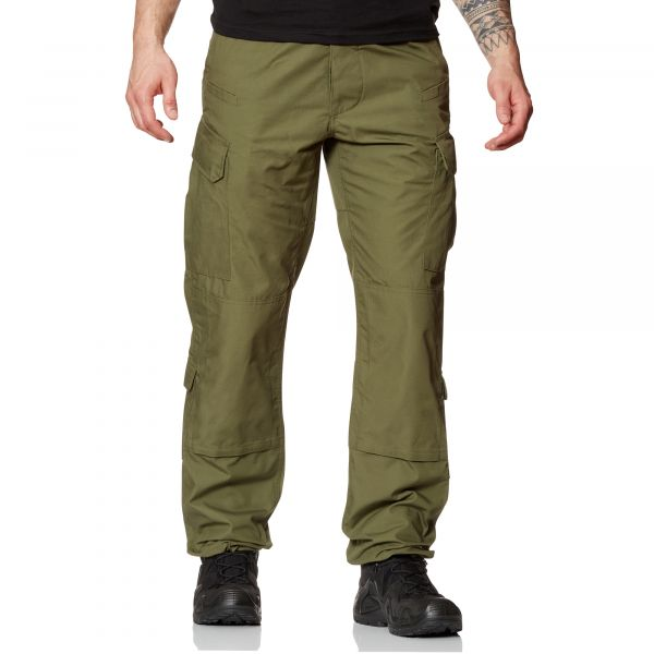 Pantalón Helikon-Tex CPU verde oliva