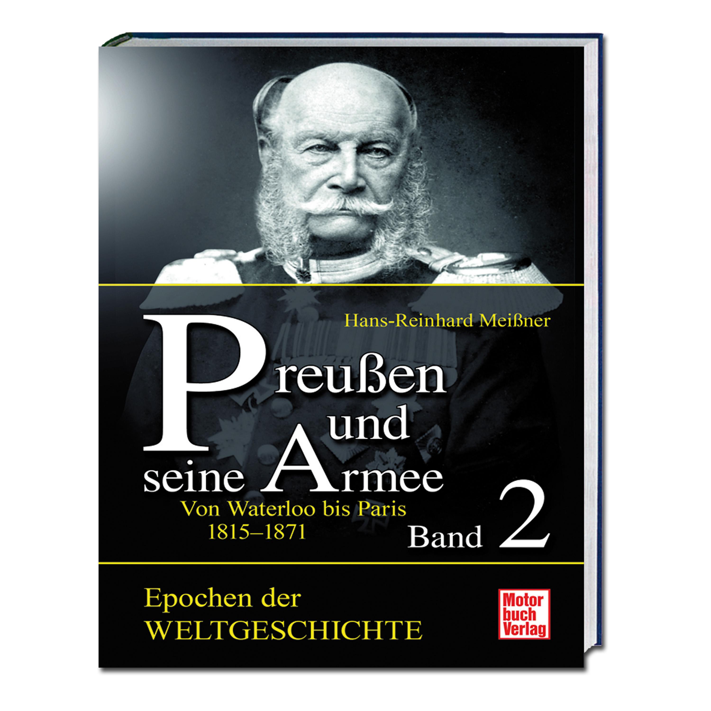 Libro Preußen und seine Armee Band 2 - Von Waterloo bis Paris