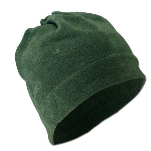 Bufanda tubular para cuello/cabeza - polar verde oliva