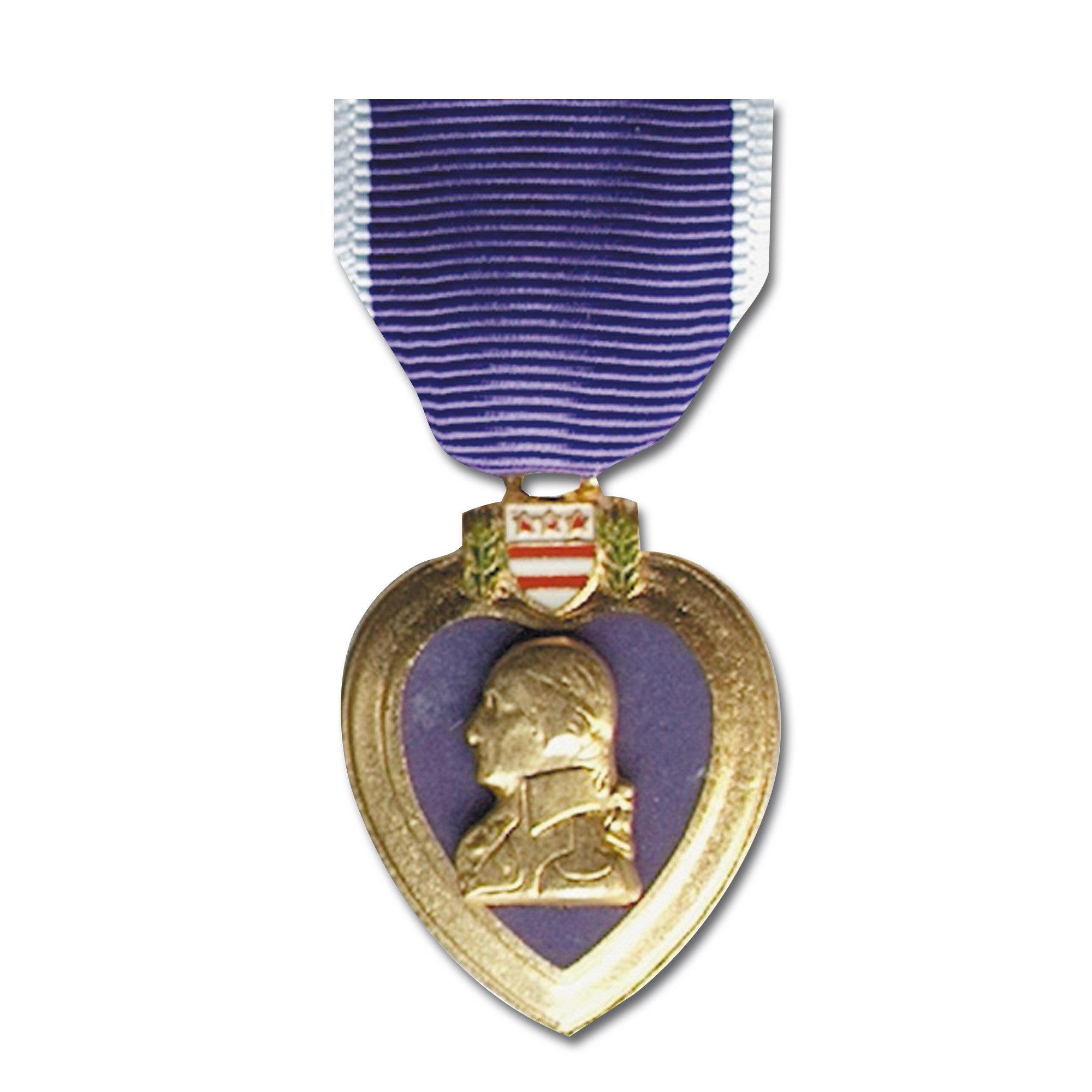 Medalla Purple Heart
