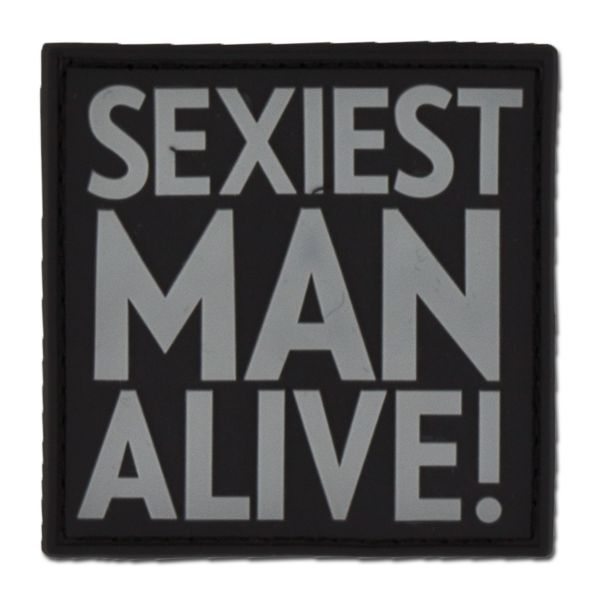Insignia 3D SEXIEST MAN ALIVE swat