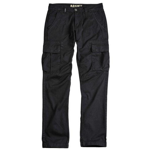 Alpha Industries pantalón Agent negro