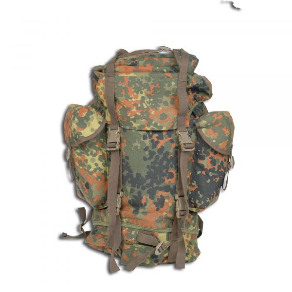 Mochila de combate BW flecktarn Mil-Tec