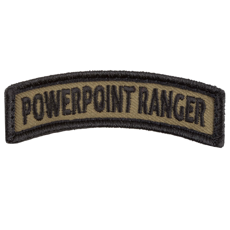 Parche Café Viereck PowerPoint Ranger curvo