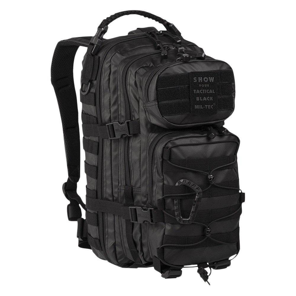 Us Assault Pack mochila Medium 30l /& large 50l ejército outdoor bolso BW 6 colores