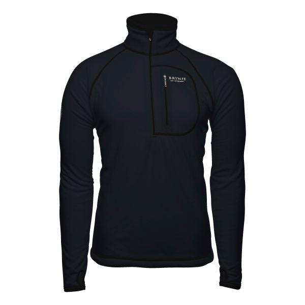 Suéter Brynje Polar Bug azul/gris