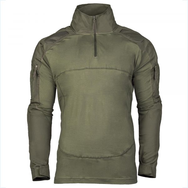 Mil-Tec Combat Camiseta Chimera oliva
