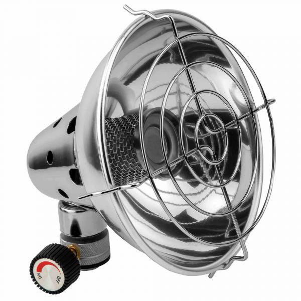 Calefactor Mil-Tec para cartucho de gas