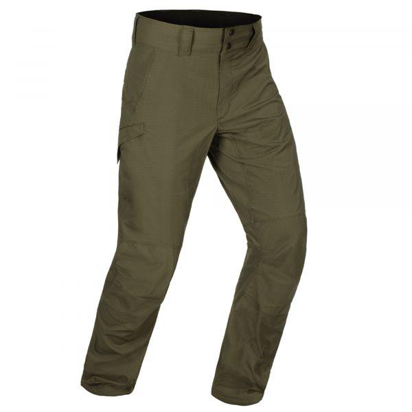 ClawGear Tactical Pant Defiant Flex gris piedra oliva