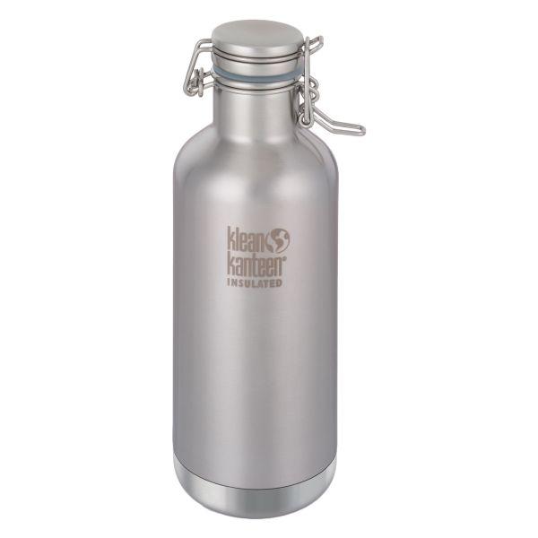 Botella Klean Kanteen Growler 946 ml brushed stainless