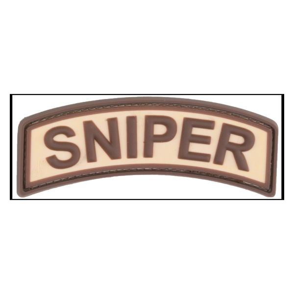 Parche - 3D Sniper Tab desert