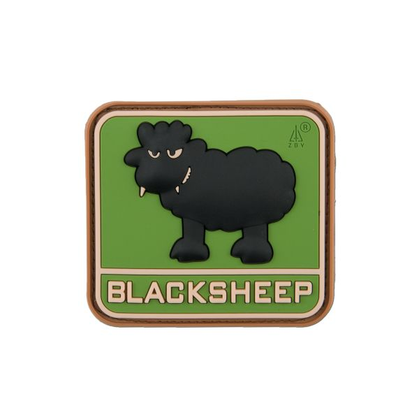 Parche 3D BlackSheep multicam