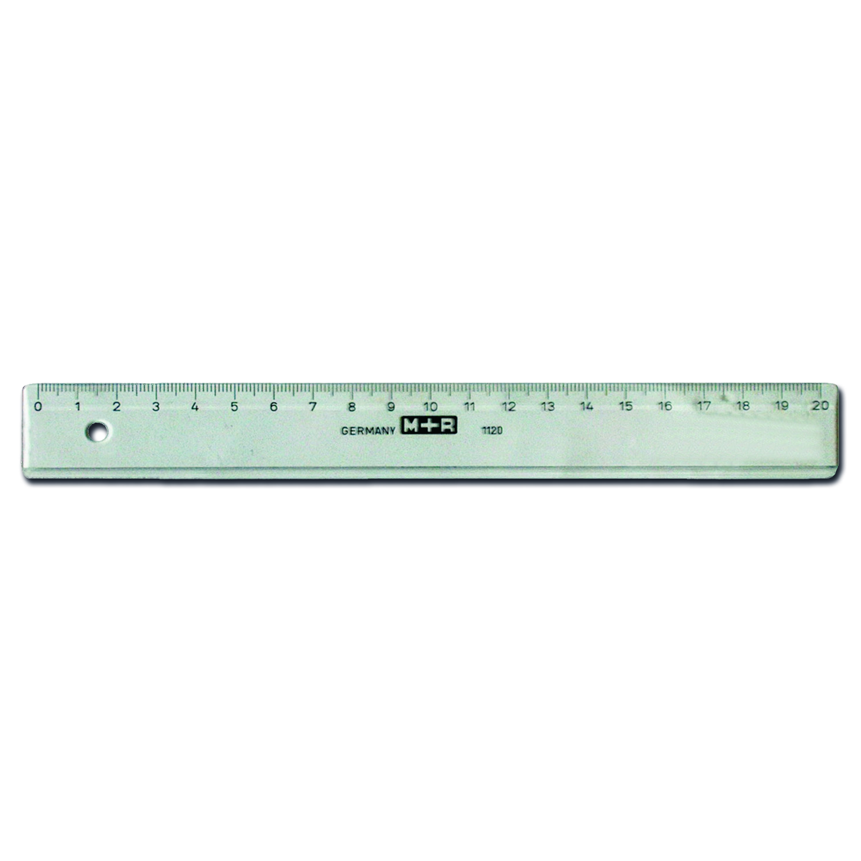 Regla 20 cm