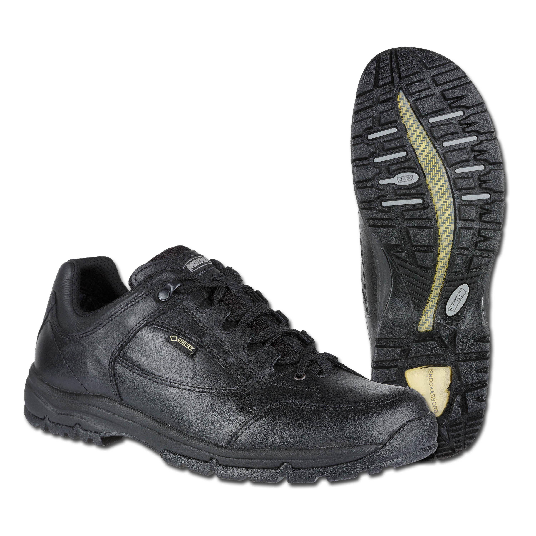Zapatilla de servicio Meindl Servicio de Guardia negro