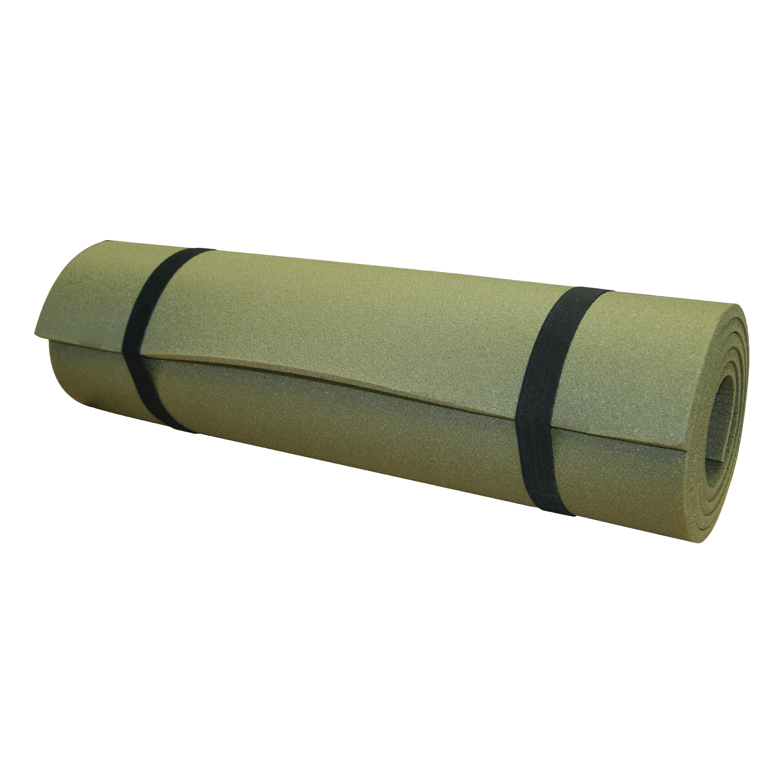 Us esterilla colchoneta aislante Thermo maletero verde 180 x 70 x 1,2 cm Army Navy outdoor BW