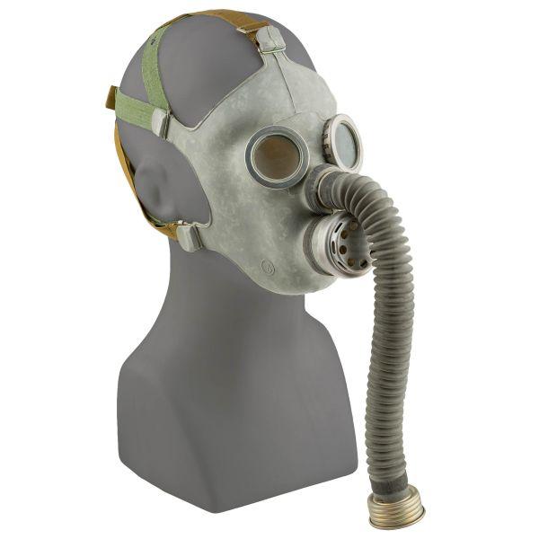 Máscara de protección infantil soviética PDF gris semi-nueva