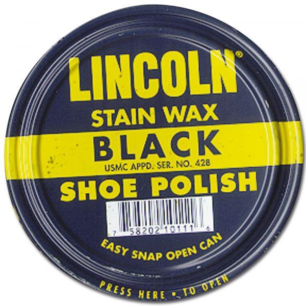 Crema para zapato Lincoln Stain Wax