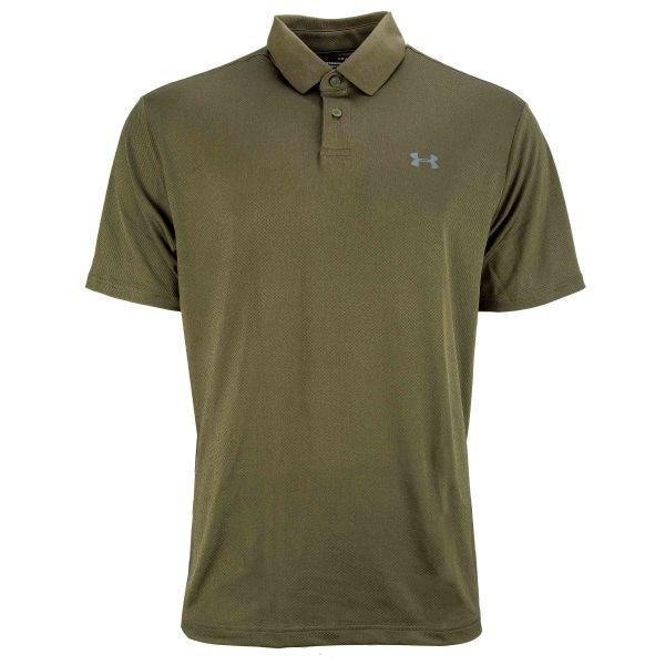 Camiseta Polo Under Armour Performance 2.0 2019 guardian green