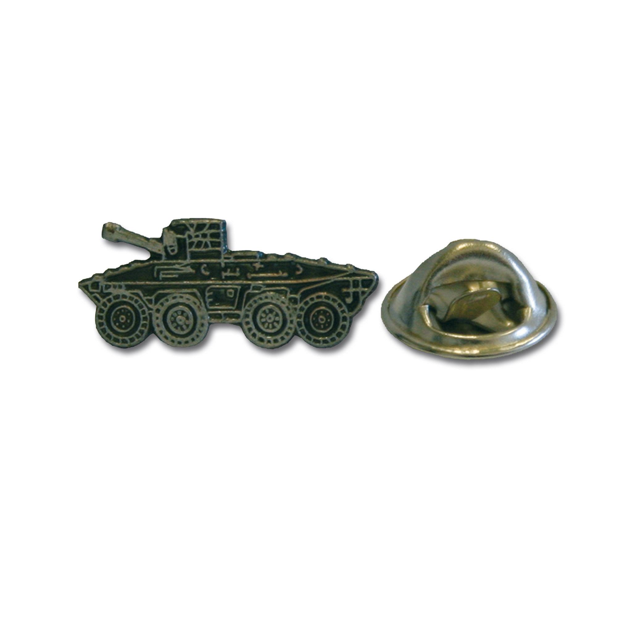 Mini pin metálico Luchs