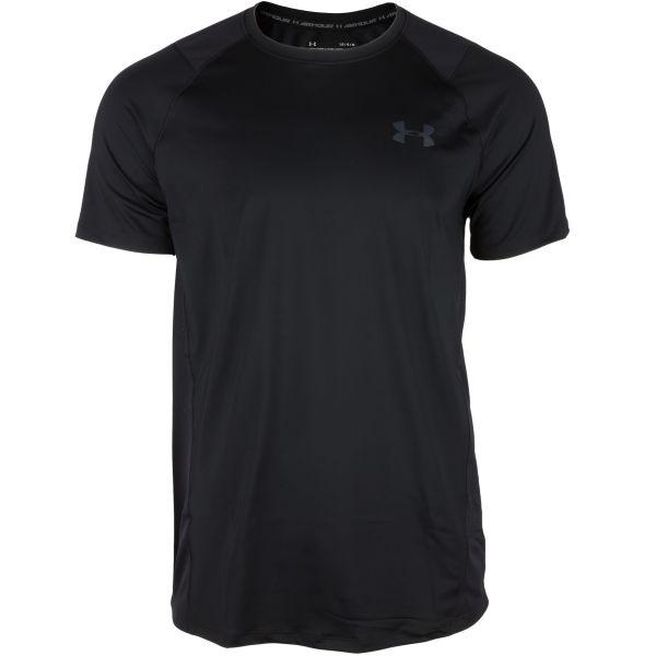 Camiseta Under Armour Raid 2.0 negra