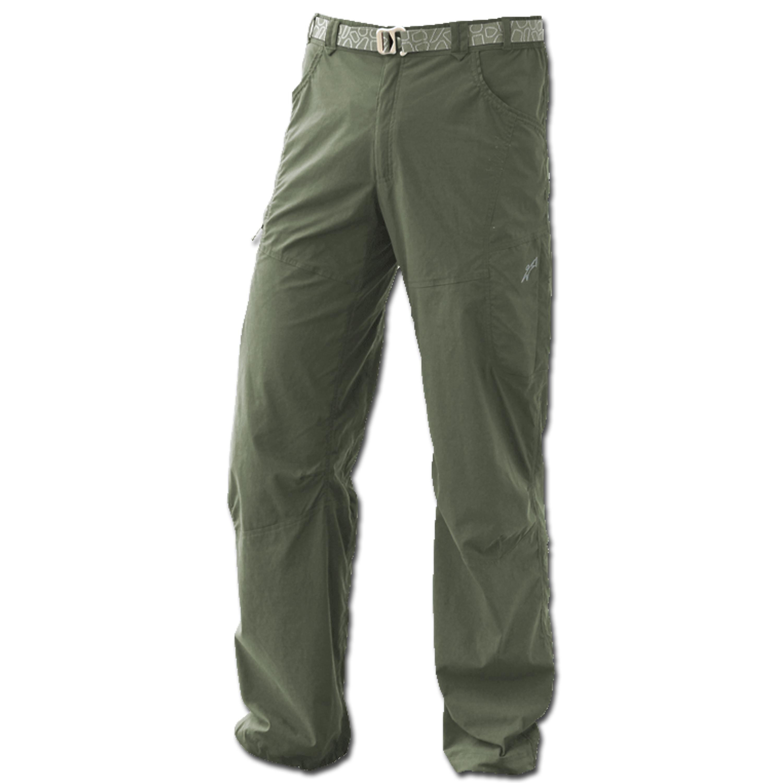Corsar Pants Warmpeace TL verde