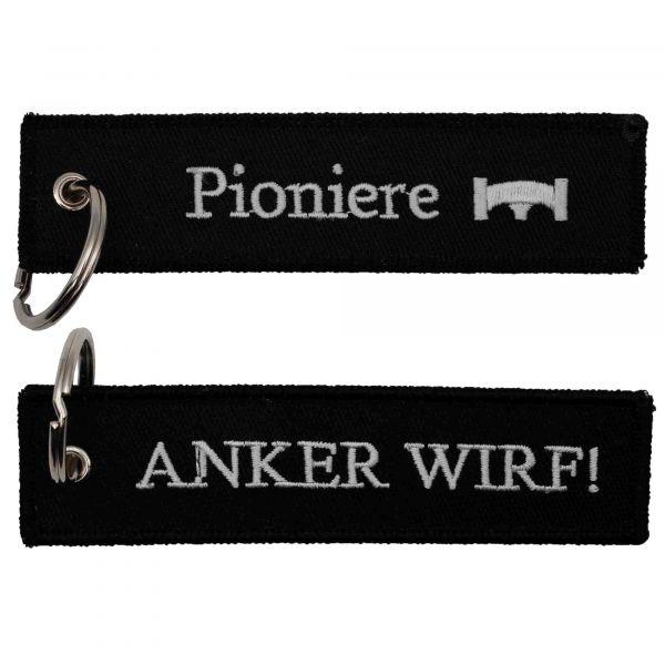 Café Viereck llavero Anker Wirf Pionier