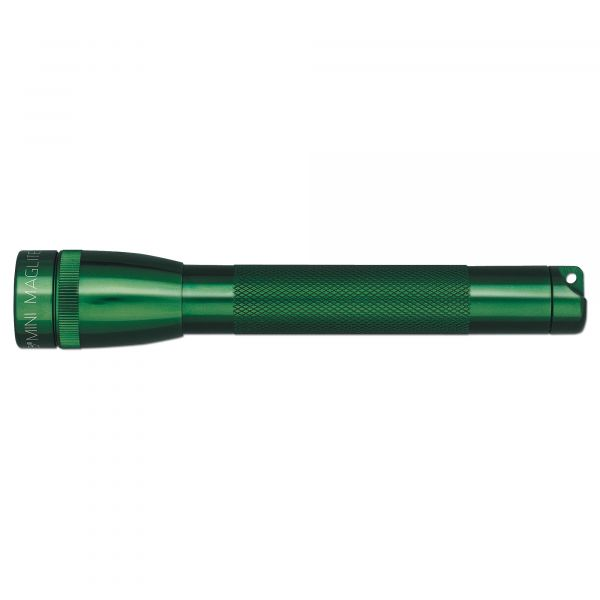 Linterna Mini Mag-Lite verde