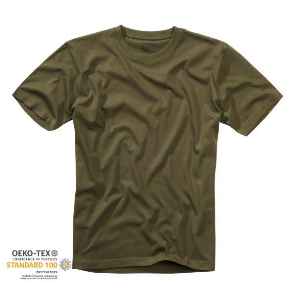 Brandit camiseta verde oliva
