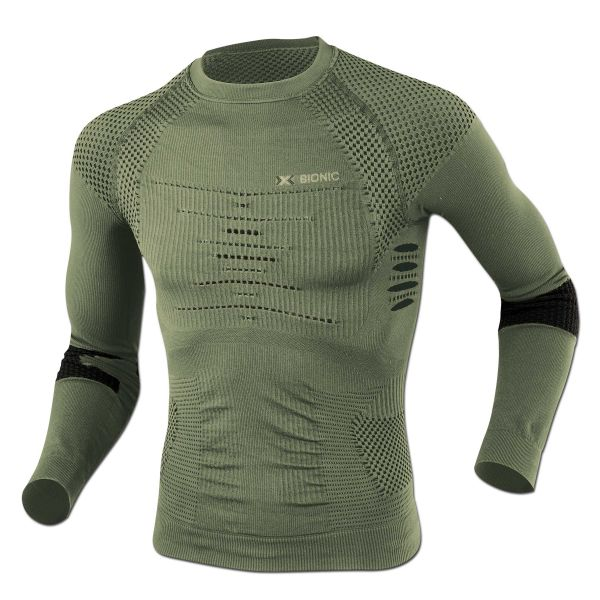 Camiseta X-Bionic Combat Long Sleeves