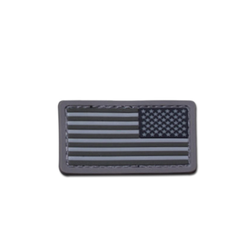 Parche MilSpecMonkey Mini Bandera US REV PVC swat