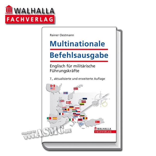 Libro Multinationale Befehlsausgabe