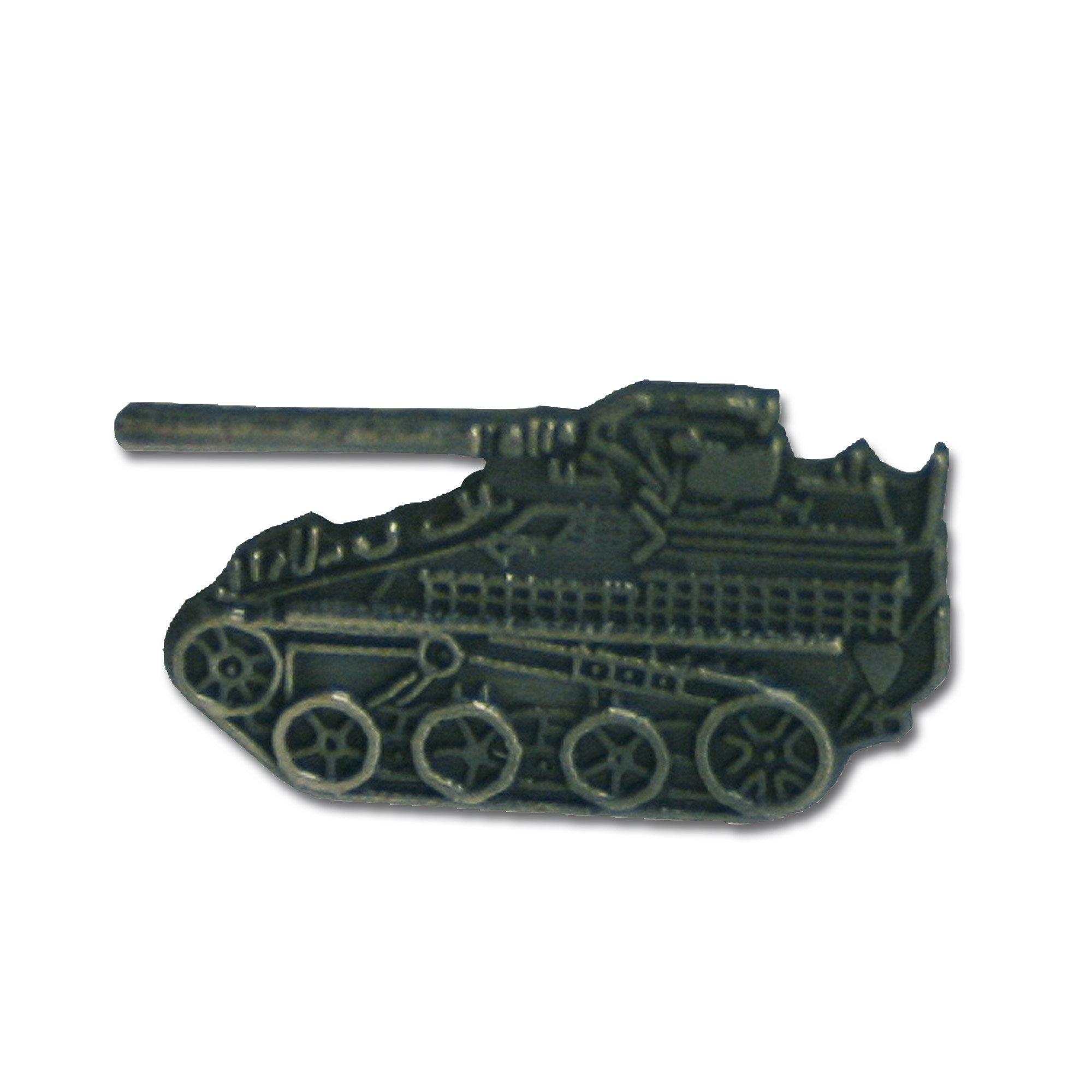 Mini pin metálico Wiesel MK20
