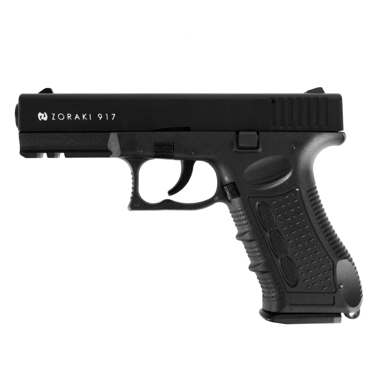 Pistola Zoraki 917 bruñida
