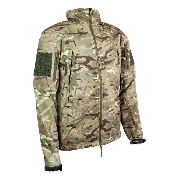 Chaqueta Highlander Softshell Tactical HMTC