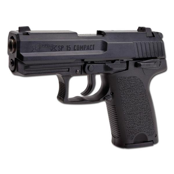 Pistola SP15 Compact negra