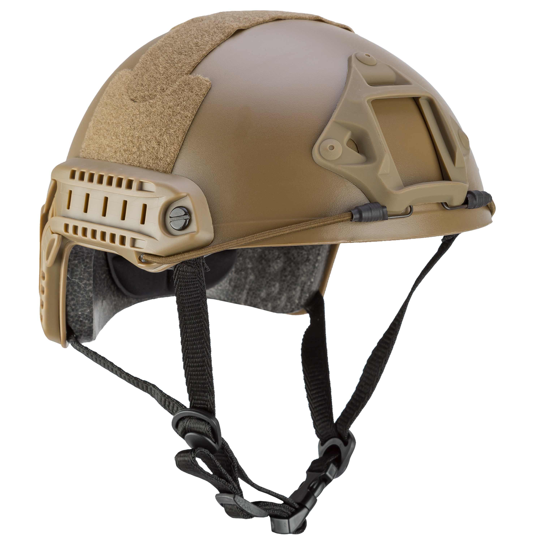 Casco Emerson Fast Helmet MH Eco Version tan