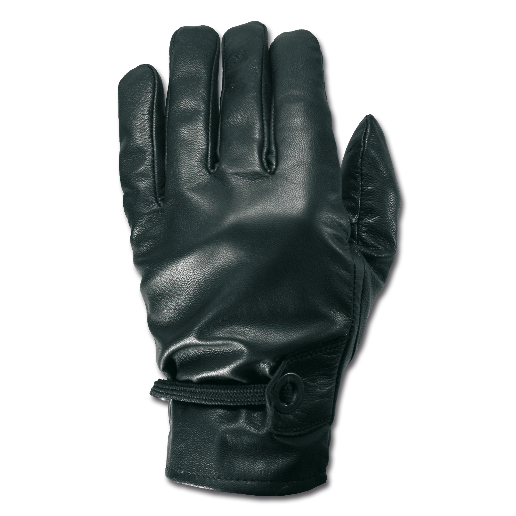 Guantes Western negros